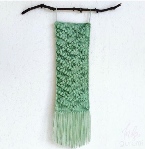 Wandkleed Lang €15,-